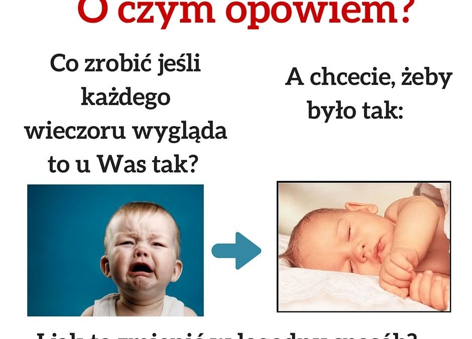Jak łagodnie nauczyć dziecko spać?